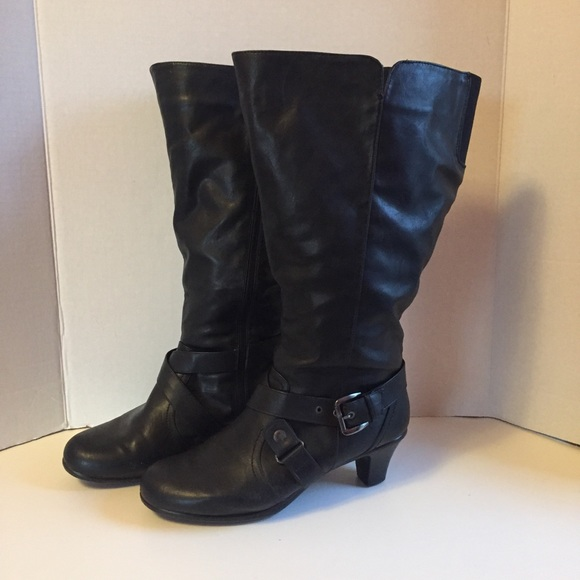c04cfb7db84 Avenue Shoes - Extra Wide Calf Boots